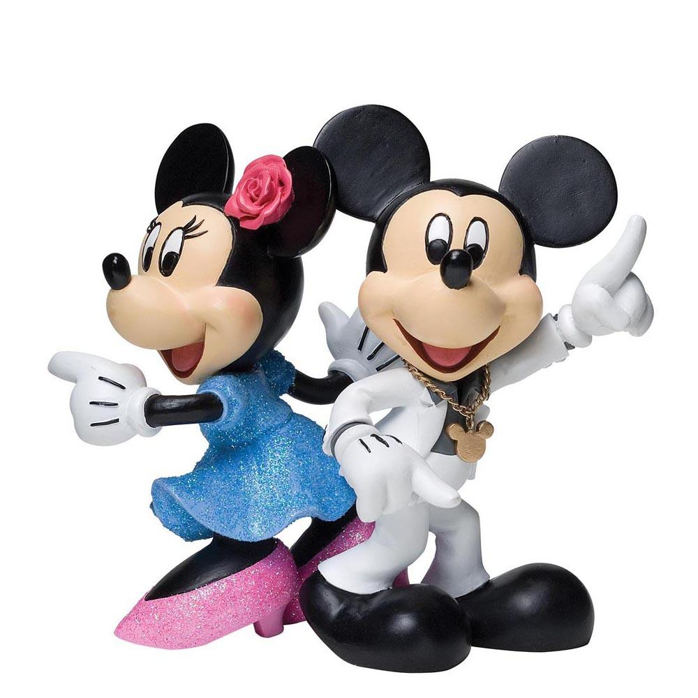 Disney Showcase Disco (Mickey & Minnie) 11 cm