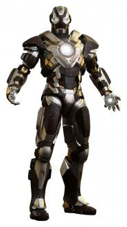 Iron Man 3 Figure 1/6 Tank Hot Toys Exclusive 30 cm