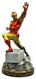 Marvel Premier Collection PVC Statue Classic Iron Man 3