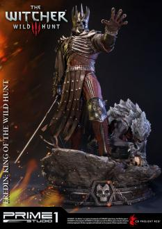 Witcher 3 Wild Hunt Statue Eredin 61 cm