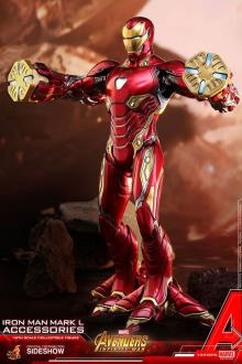 Avengers Infinity War Accessories Collection Series Iron Man Mark L Accessories