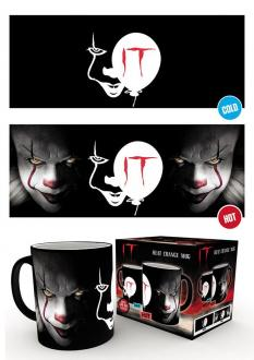 It Heat Change Mug Pennywise