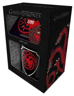 Game of Thrones Gift Box Targaryen