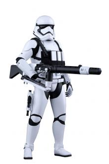 Star Wars EVII First Order Heavy Gunner Stormtrooper