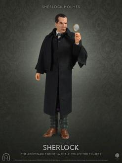 Sherlock Holmes The Abominable Bride 30 cm