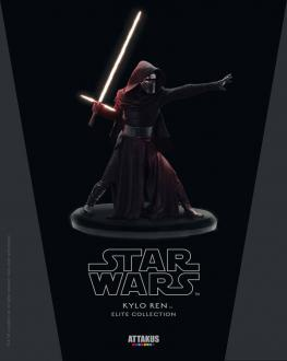Star Wars Episode VII: Kylo Ren - Elite Collection Statue 21 cm - Attakus
