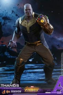 Avengers Infinity War Movie Masterpiece Action Figure 1/6 Thanos 41 cm
