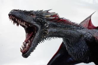 Game of Thrones Statue 1/6 Drogon 59 x 45 x 88 cm