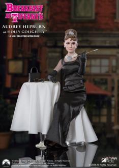 Breakfast at Tiffany's Action Figure 1/6 Holly Golightly (Audrey Hepburn) Deluxe 29 cm