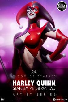 DC Comics Statue Harley Quinn by Stanley Lau Sideshow