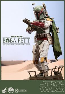 Star Wars QS Series Actionfigur 1/4 Boba Fett 44 cm