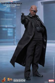 Captain America The Winter Soldier  1/6 Nick Fury 30 cm