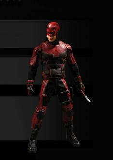 Marvel Universe Action Figure 1/12 Daredevil (Netflix TV Series) 17 cm