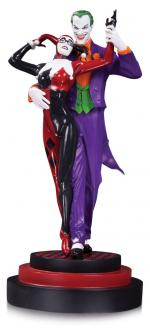 DC Comics Statue The Joker & Harley Quinn 2nd Edition