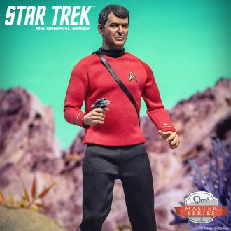 Star Trek TOS Master Series Action Figure 1/6 Lt. Commander Scott 30 cm