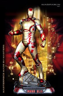Iron Man 3 Replica Statue 1/2 Iron Man Mark XLII 105 cm
