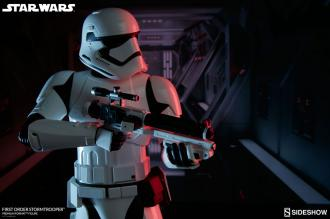 Star Wars Episode VII 1/4 First Order Stormtrooper 50cm
