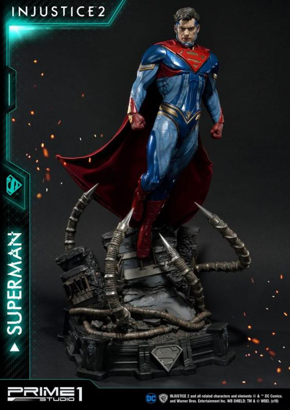 Injustice 2: Superman - Statue 74 cm - Prime 1 Studio