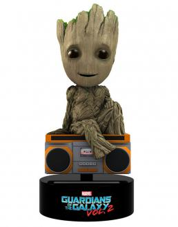 Guardians of the Galaxy Vol. 2 Body Knocker Groot 15cm