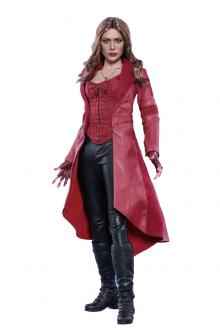 Captain America Civil War Figure 1/6 Scarlet Witch 28cm