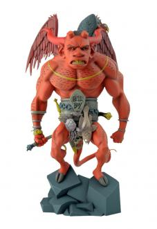 Hellboy Statue The First Hellboy 30 cm