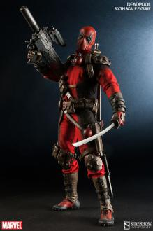 Marvel Comics Action Figure 1/6 Deadpool 30 cm