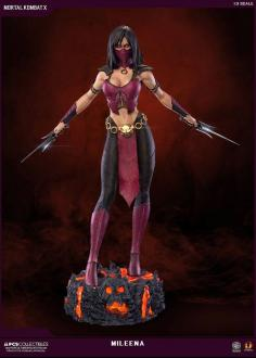 Mortal Kombat X Mixed Media Statue 1/3 Mileena 71 cm
