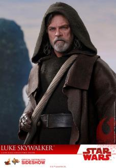 Star Wars Episode VIII Movie Masterpiece Action Figure 1/6 Luke Skywalker 29 cm
