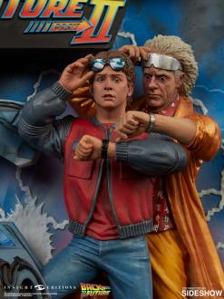 Back to the Future Diorama - Collector's Edition