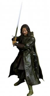 Lord of the Rings Action Figure 1/6 Aragorn Slim Version 30 cm