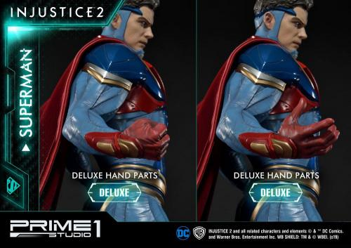 Injustice 2 Statue Superman Deluxe Version 74 cm
