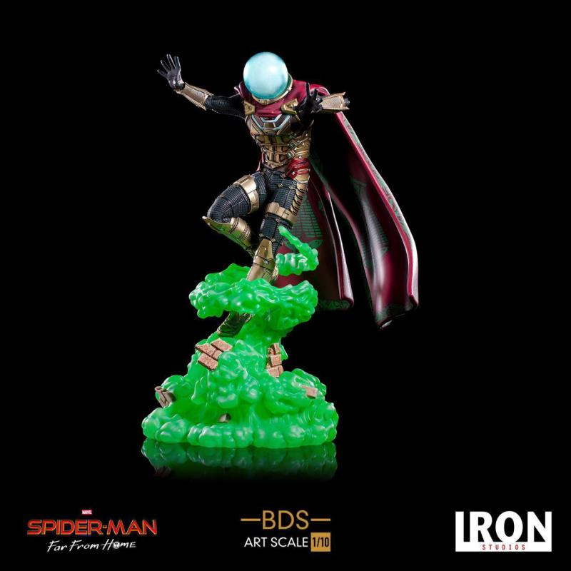 Spider-Man: Far From Home BDS Art Scale Deluxe Statue 1/10 Mysterio