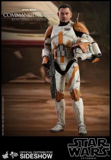 Star Wars Episode III Movie Masterpiece Action Figure 1/6 Commander Cody 30 cm