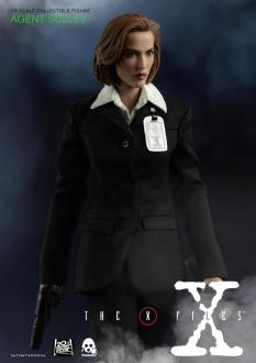 The X-Files Action Figure 1/6 Agent Scully 28 cm
