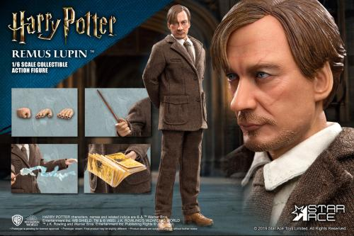 Harry Potter: Remus Lupin 1/6 Action Figure - Star Ace Toys