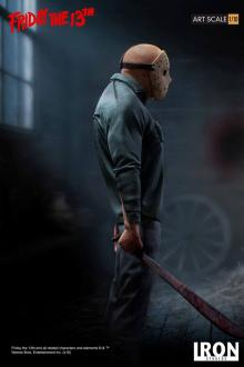 Friday the 13th Art Scale Statue 1/10 Jason 21 cm