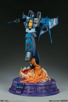 Transformers Museum Scale Statue Thundercracker - G1 67 cm