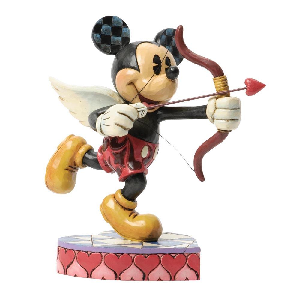 Disney Traditions Love is in the Air (Cupid Mickey)