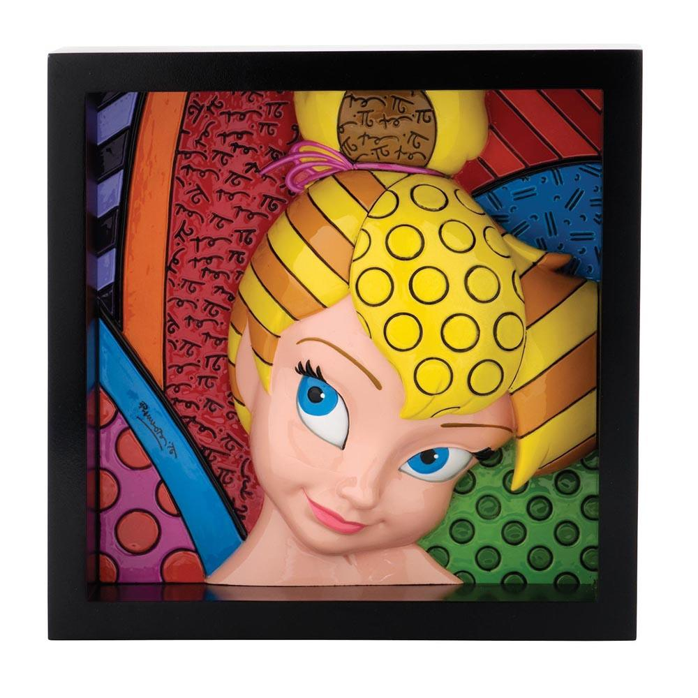 Britto Pixie Perfect (Tinker Bell POP Art Block) 18 cm