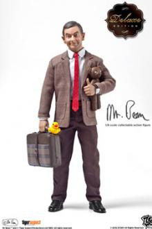 Mr. Bean Action Figure 1/6 Mr. Bean Deluxe Version 30cm