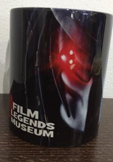 Predator Cup Film Legends Museum