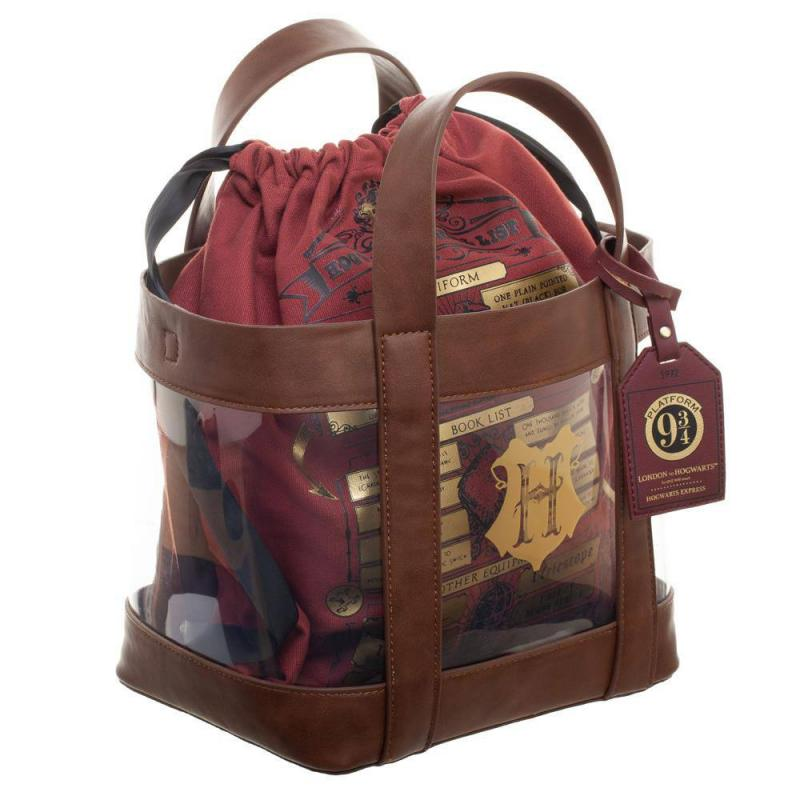 Harry Potter Shopping Bag Hogwarts
