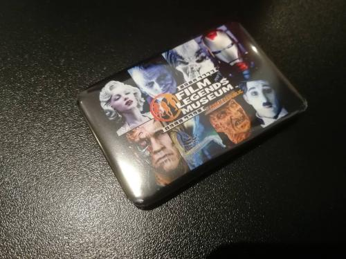 FILM LEGENDS MUSEUM SMALL MAGNET B