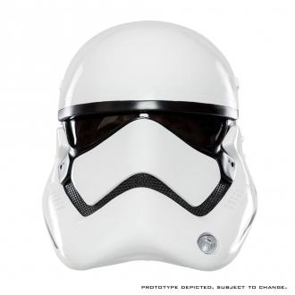 Star Wars Episode VII Replica 1/1 First Order Stormtrooper Helmet Standard Ver.