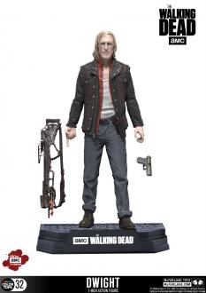 The Walking Dead - Dwight 18 cm