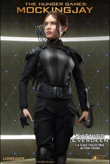 The Hunger Games Mockingjay Part 1 Action Figure 1/6 Katniss Everdeen 3