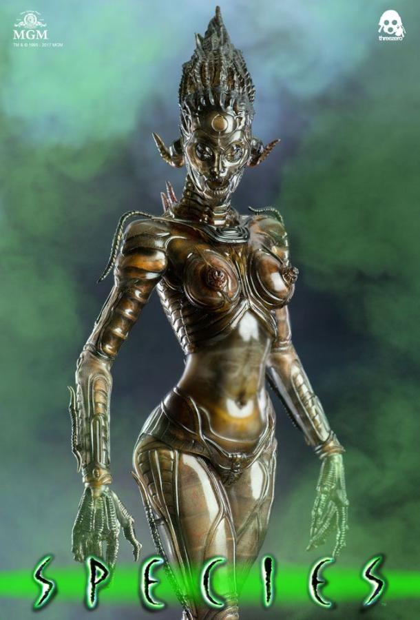 Species Action Figure 1/6 Sil 35 cm