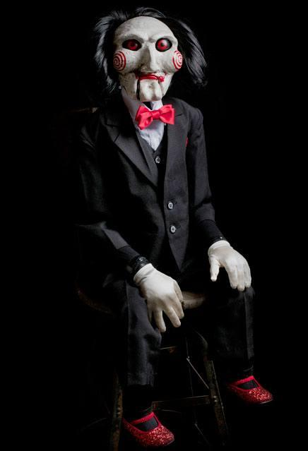 Saw Prop Replica Billy Puppet 119 cm